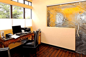 Comfortable Office of Al A. Fallah, DDS