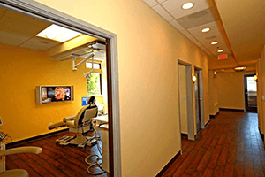 Dental Surgery Room and Floor