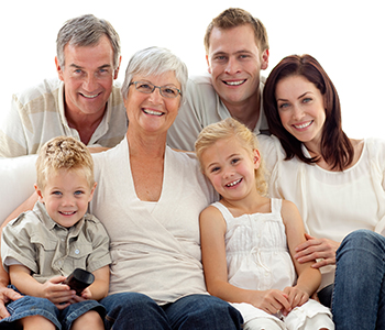 General Dentistry Carlsbad - Smiling Family