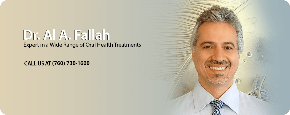 Dr. Al A. Fallah of Dentistry for Sandiego